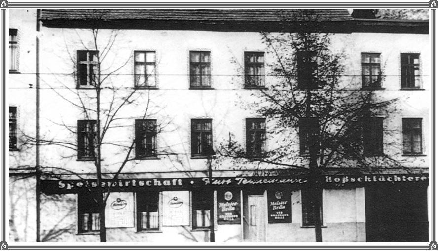 Übernahme durch Fa. Tennemann 1922