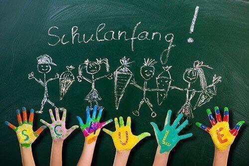 Wir wünschen allen Einschulungskindern zum Schulanfang viel Spaß und alles Gute 🍀🍀🍀